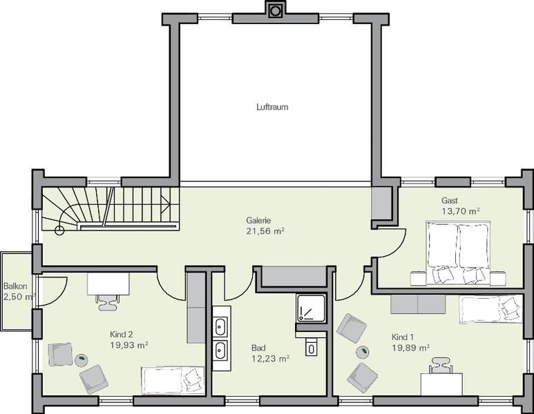 massivhaus von baumeister haus haus christiansen. Black Bedroom Furniture Sets. Home Design Ideas