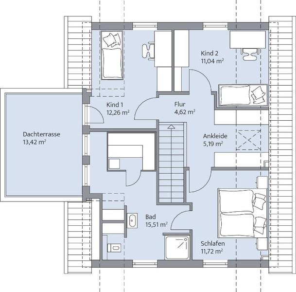 Massivhaus Von Baumeister Haus Haus Quistorp