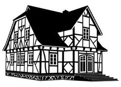 wann wird ein haus als fachwerkhaus bezeichnet. Black Bedroom Furniture Sets. Home Design Ideas