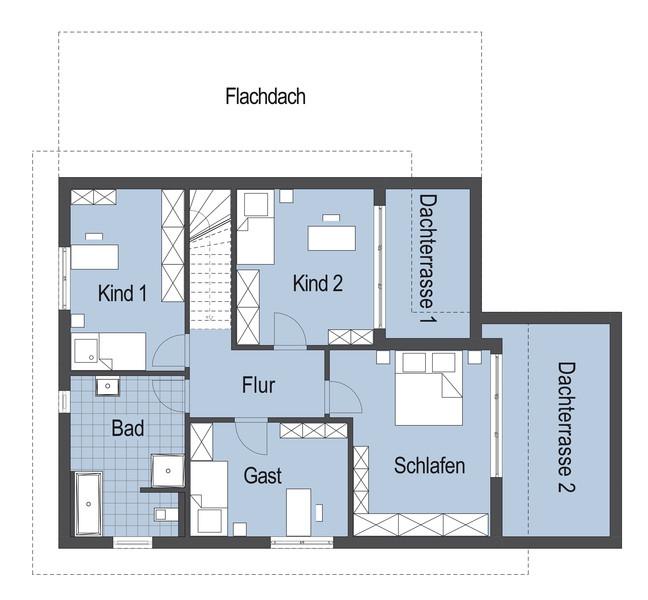 3 Platz Premium Hauser Hanlo Haus Hommage 295