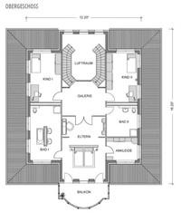 fertighaus des jahres 2014 rensch haus liberty. Black Bedroom Furniture Sets. Home Design Ideas