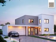 Hausbau moderner baustil  Hersteller präsentieren Ihre Modernen Häuser. - hausbau-portal.net