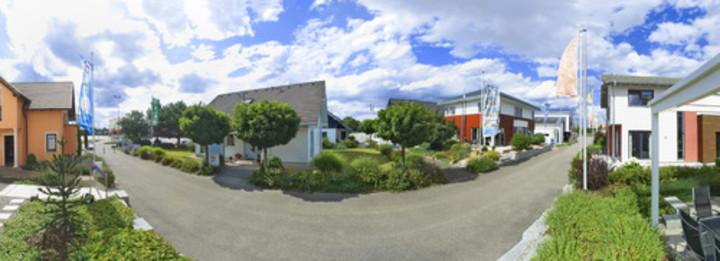 Musterhauspark In Offenburg