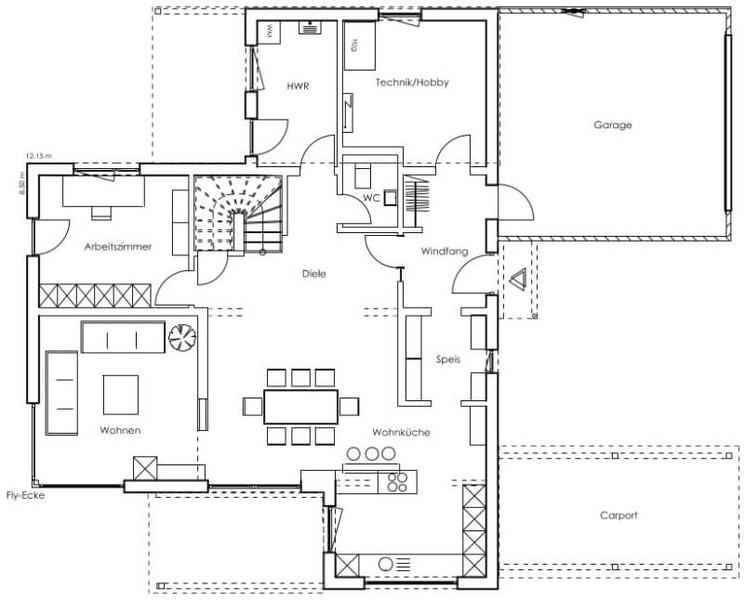 fertighaus ber von regnauer hausbau haus schwabach. Black Bedroom Furniture Sets. Home Design Ideas