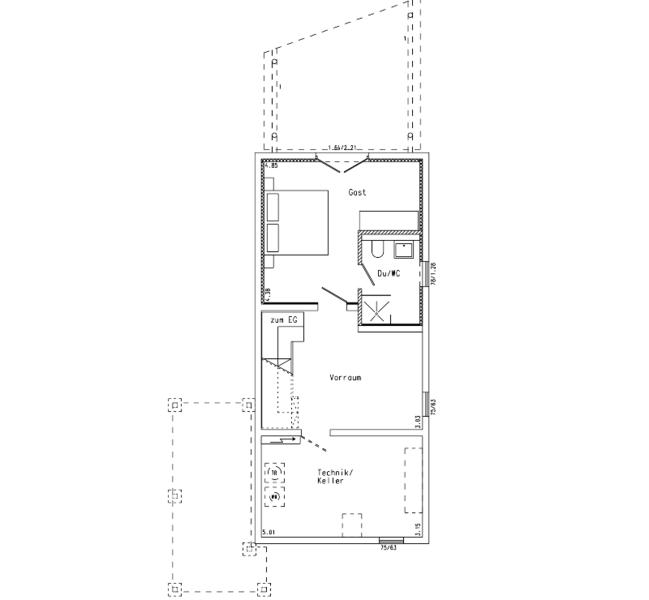 Haus 6m Breit : hausbau design award 2014 schw rer haus weimer ~ Lizthompson.info Haus und Dekorationen