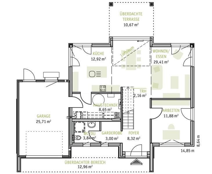 hausbau design award 2014 2 platz plusenergie streif haus k ln. Black Bedroom Furniture Sets. Home Design Ideas