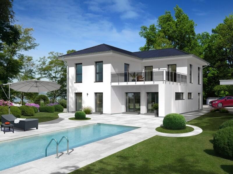 Ausbauhaus von allkauf city villa 4 for Haus bauen villa