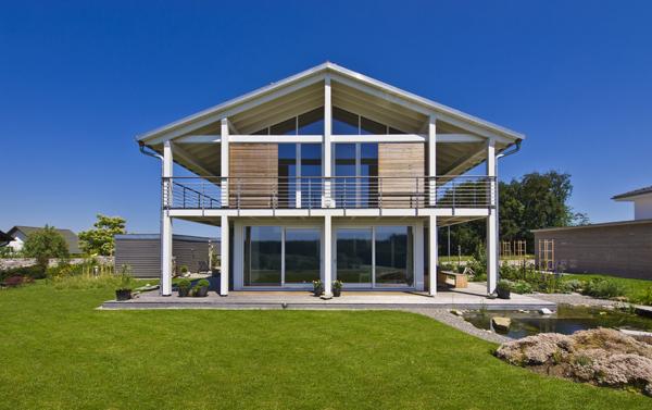 top haus baufritz architektenhaus schleich auf hausbau portal. Black Bedroom Furniture Sets. Home Design Ideas