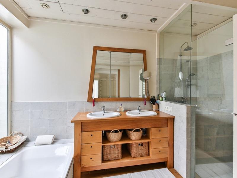 badezimmerplanung und badezimmereinrichtung. Black Bedroom Furniture Sets. Home Design Ideas