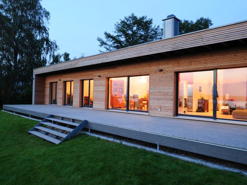 grundrisse bungalow modern die neuesten. Black Bedroom Furniture Sets. Home Design Ideas