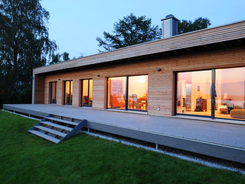 3 platz kategorie bungalow haus moderner bungalow von for Bungalow bauen modern