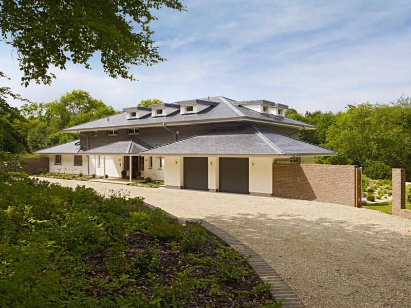 Fertighaus von Baufritz - Haus Hauck