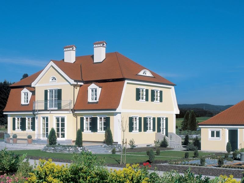 Musterhaus Poing häuser über 300 000 baufritz landhausvilla