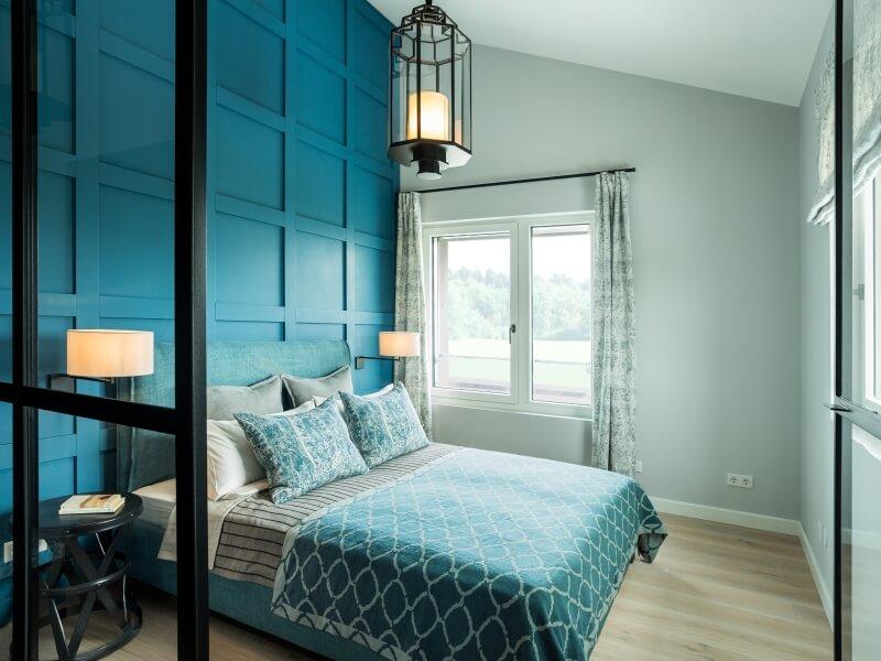 Baufritz   Haus Natur Design   Schlafzimmer