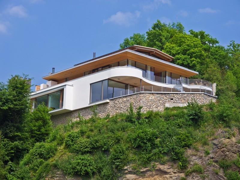 Fertighaus über 300 000€ von Baufritz Haus Weitblick
