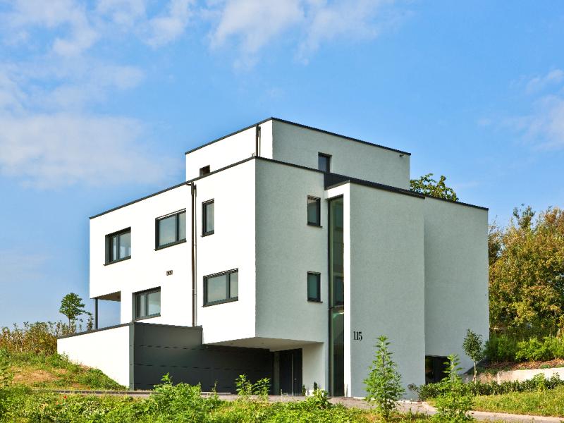 Moderne häuser über 300 000 € von baumeister haus haus collmann