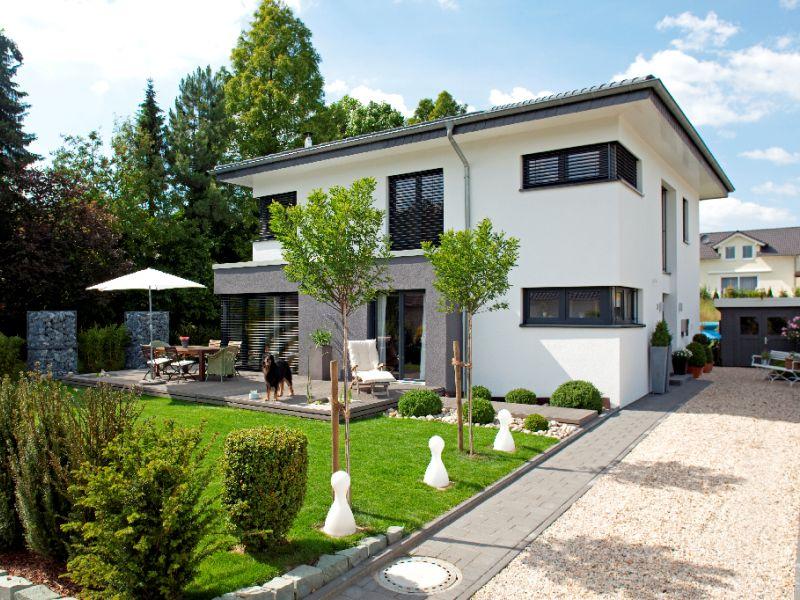 Massivhaus Von Baumeister Haus Haus Freiberger