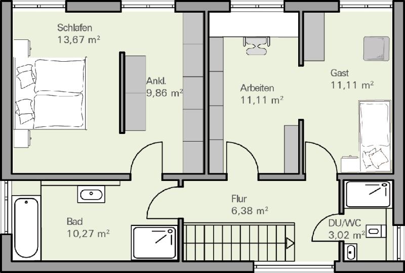 Massivhaus von BAUMEISTER-HAUS - Haus Zacher