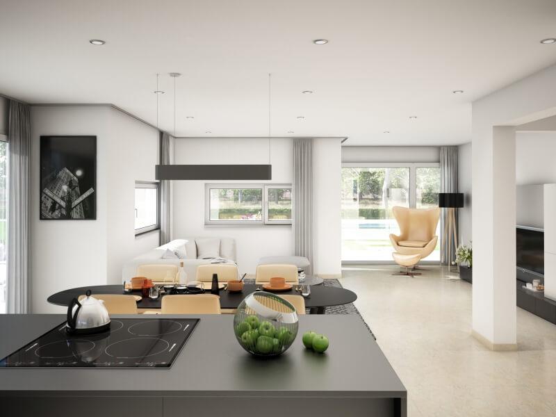 1. Platz Klassische Architektur. Bien Zenker - Concept-M 166