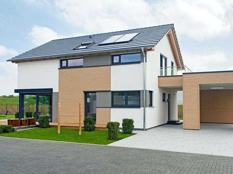 Hausbau design award 2014 b denbender haus brentano for Schreibtisch 1 80 m