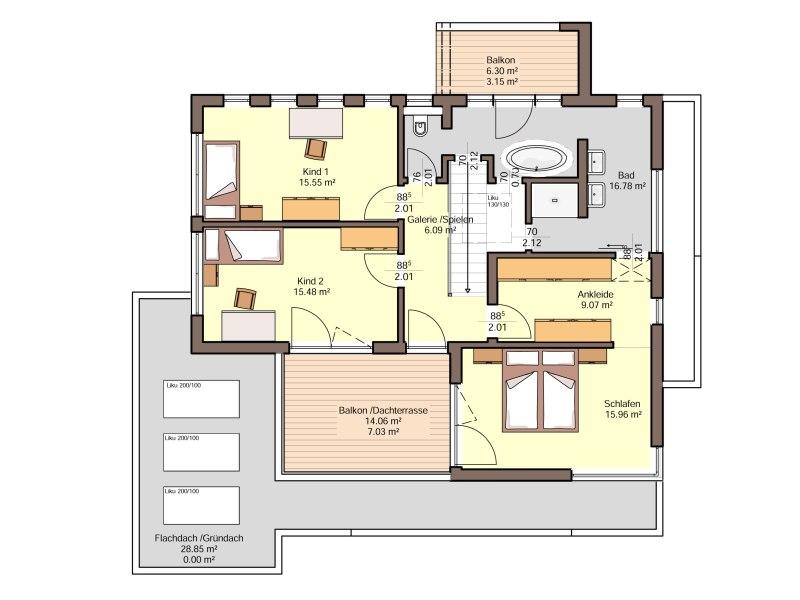 Badezimmer Grundriss Dachgeschoss #18: 20170113195856 Badezimmer Grundriss Dachgeschoss .