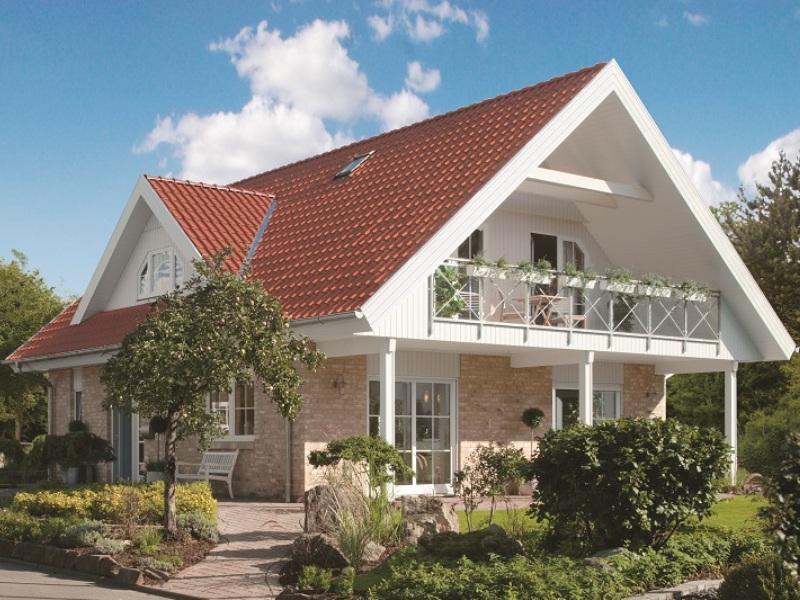 fertighaus von danhaus haus stockholm. Black Bedroom Furniture Sets. Home Design Ideas