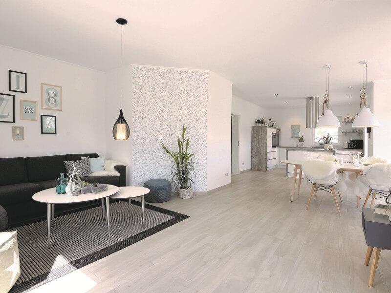 fertighaus von danhaus musterhaus sch nhagen. Black Bedroom Furniture Sets. Home Design Ideas