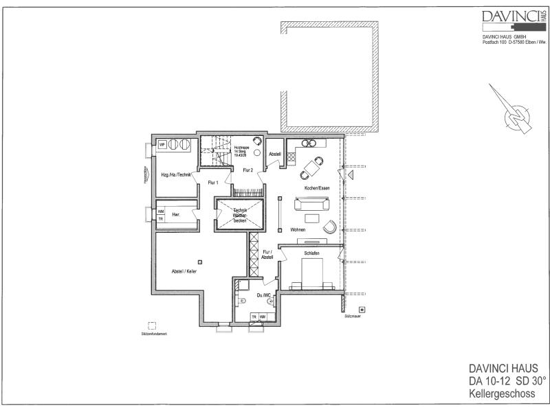 Top h user von davinci haus architektenhaus junghans for Muster grundrisse haus