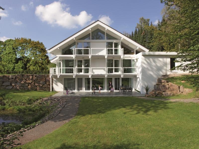 top h user von davinci haus architektenhaus junghans. Black Bedroom Furniture Sets. Home Design Ideas
