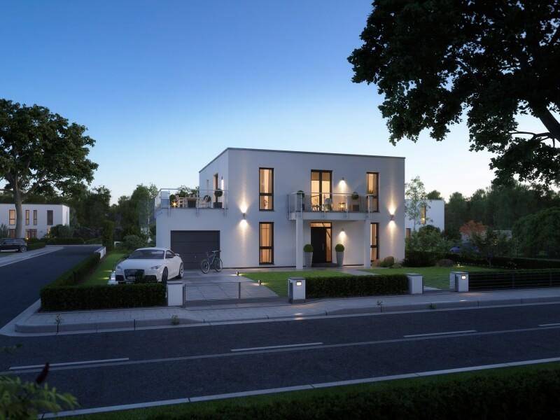 1. Platz Kategorie Premium Haus Concept 16.0 S Ein SteinHaus
