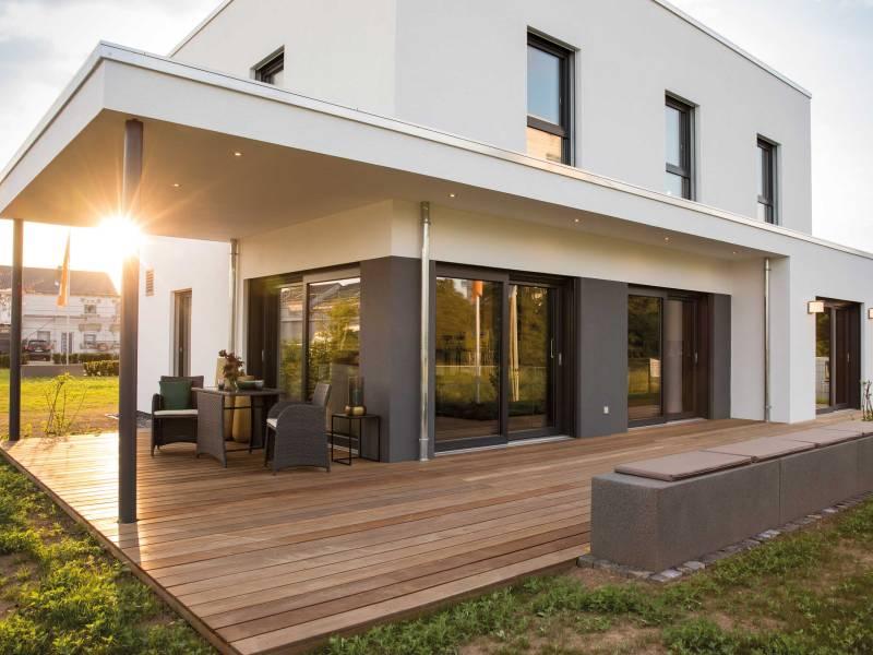 Fingerhaus Stellt Neues Hauskonzept Maxim Erstmals Als Musterhaus
