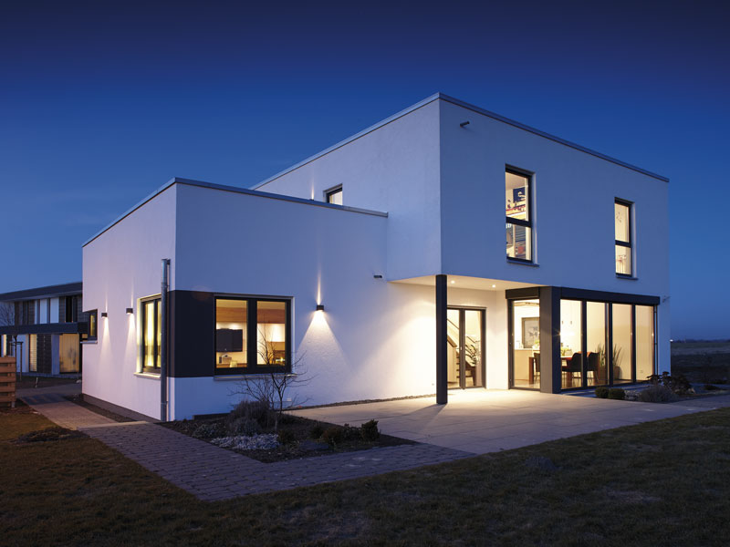 2 platz kategorie modern haus architektur trend von fingerhaus. Black Bedroom Furniture Sets. Home Design Ideas