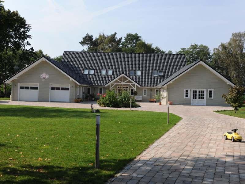 Holzhaus über 300.000€ von von Fjorborg - Haus am See