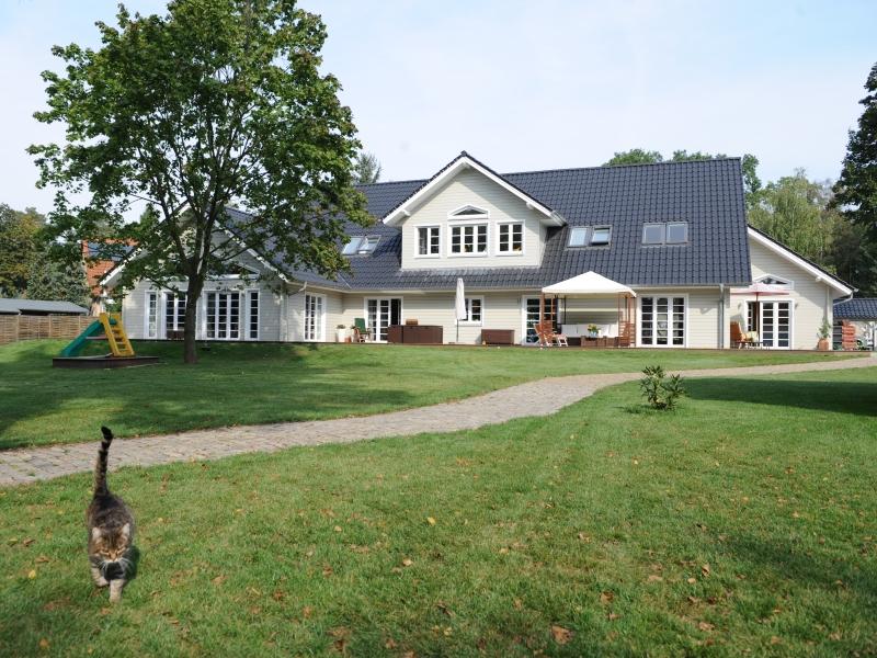 Holzhaus - Haus am See von Fjorborg