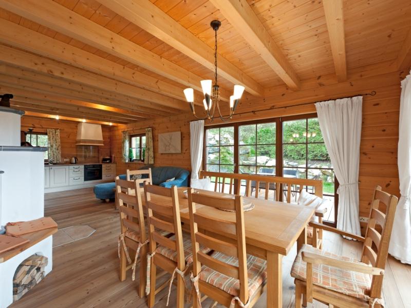 Fullwood-Haus Alpentraum-Holzhaus im traditionellen Tiroler Stiel