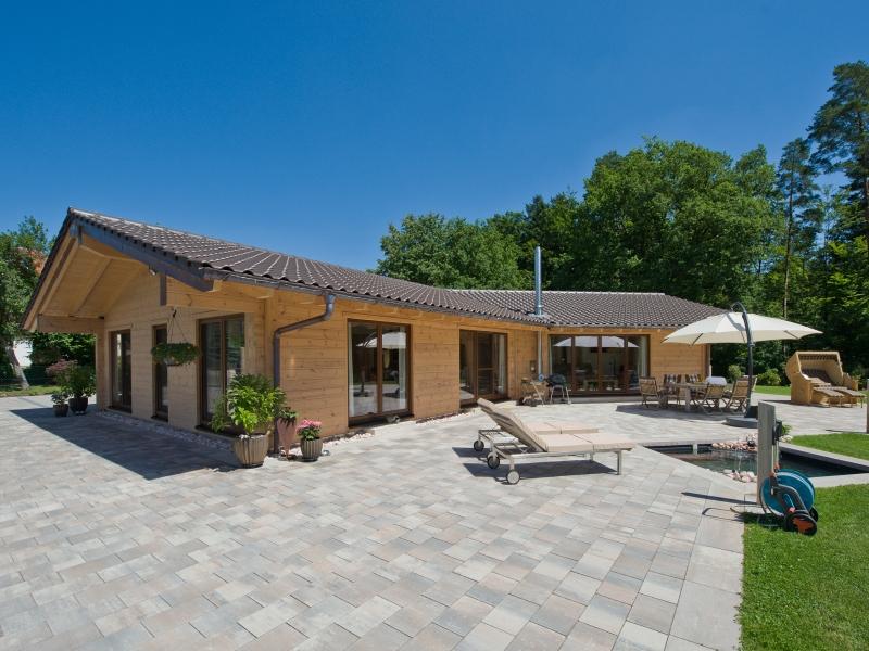 Fullwood Chalet Cilgia-Luxuriöses Traumhaus aus Nordischer Kiefer