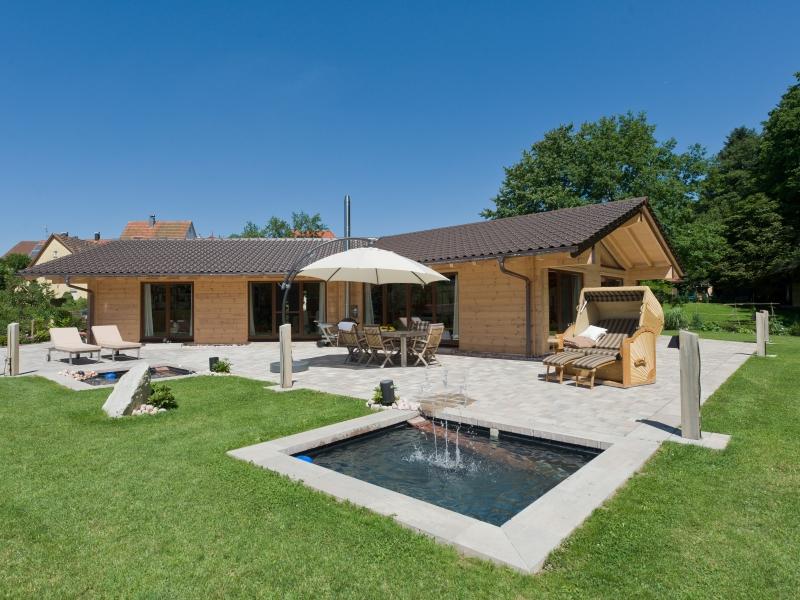 Haus chalet cilgia luxuri ses traumhaus aus nordischer for Chalet haus bauen