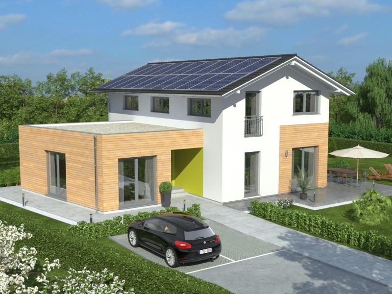 Haas fertigbau familie  Fertigbau eröffnet Musterhaus in Bad Vilbel