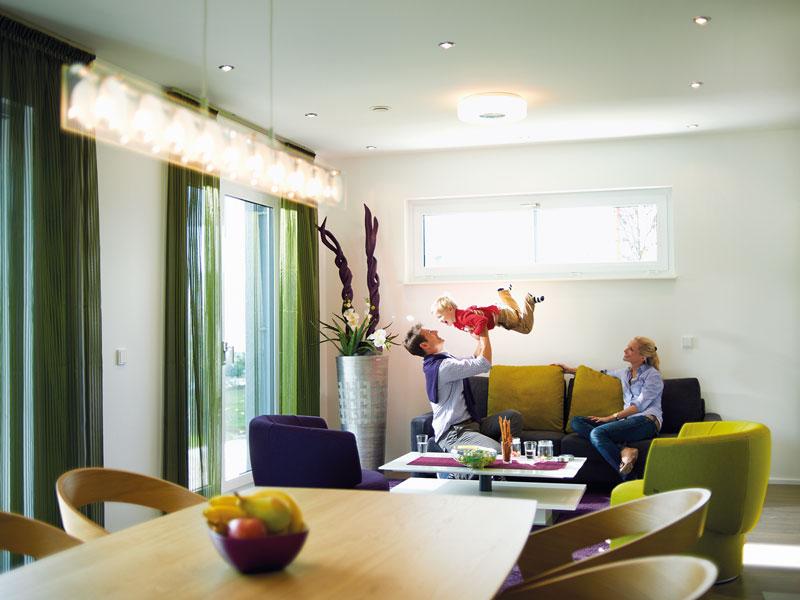 fertighaus von hanse haus musterhaus k ln. Black Bedroom Furniture Sets. Home Design Ideas