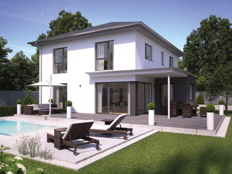 hanse haus baubeginn musterhaus in villingen schwenningen. Black Bedroom Furniture Sets. Home Design Ideas