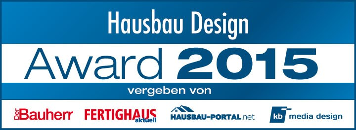 Hausbau Design Award-2015