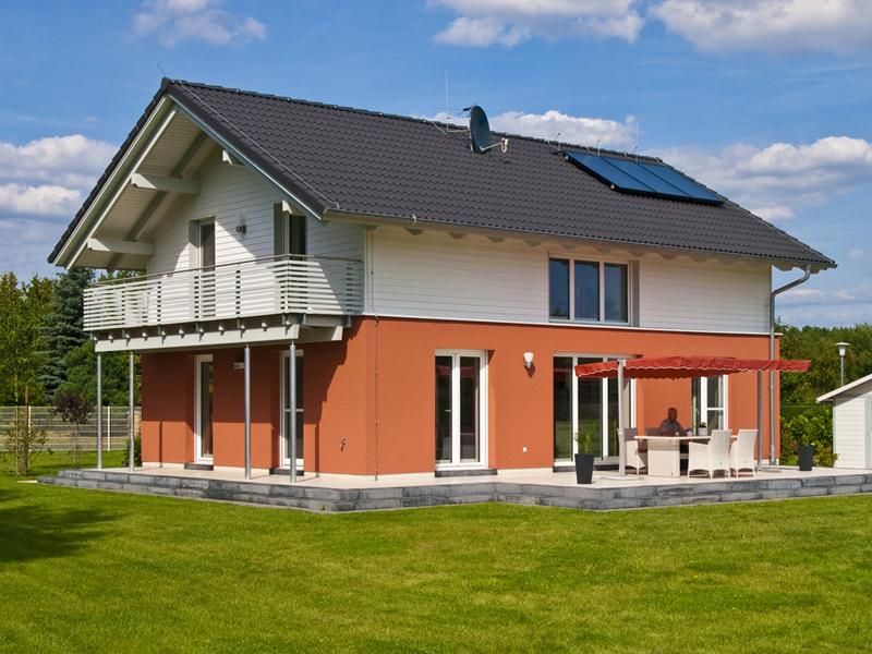 Massive Häuser von Heinz von Heiden Haus ECOP3