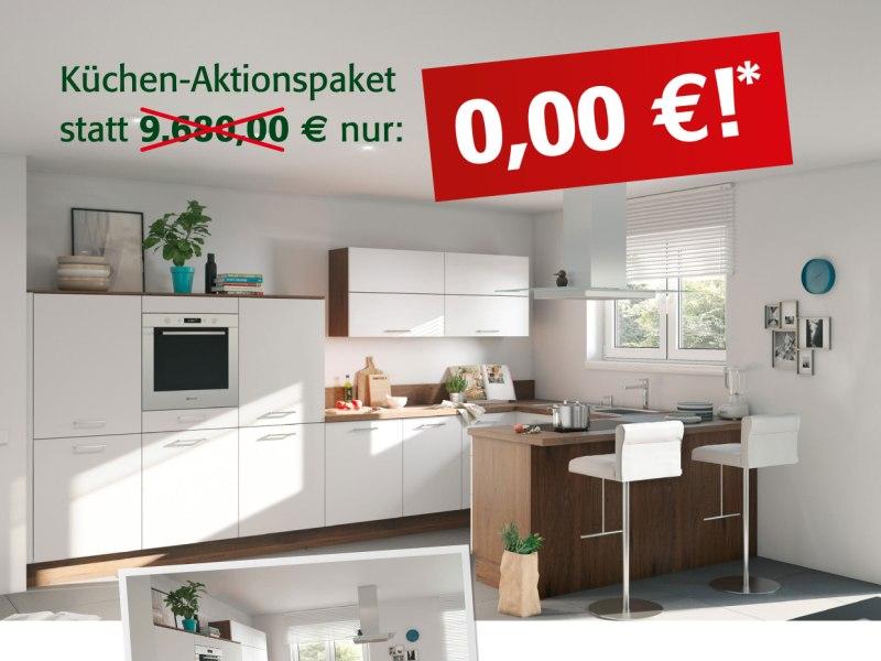 Küchen Aktionspaket