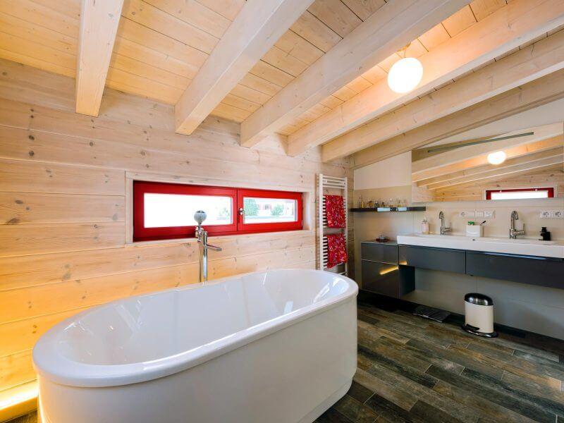 Hausvorstellung. Fullwood Holzhaus Lindau