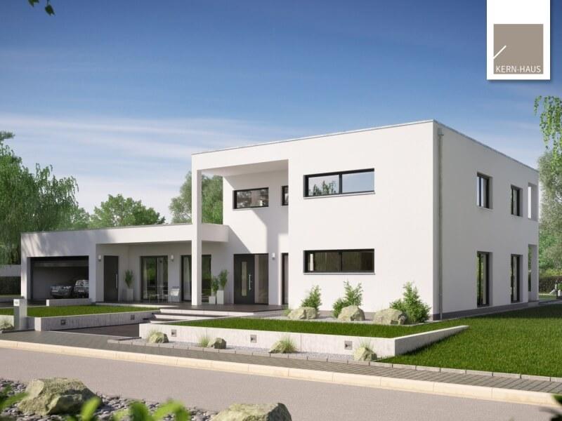 massivhaus von kern haus bauhaus ixeo. Black Bedroom Furniture Sets. Home Design Ideas