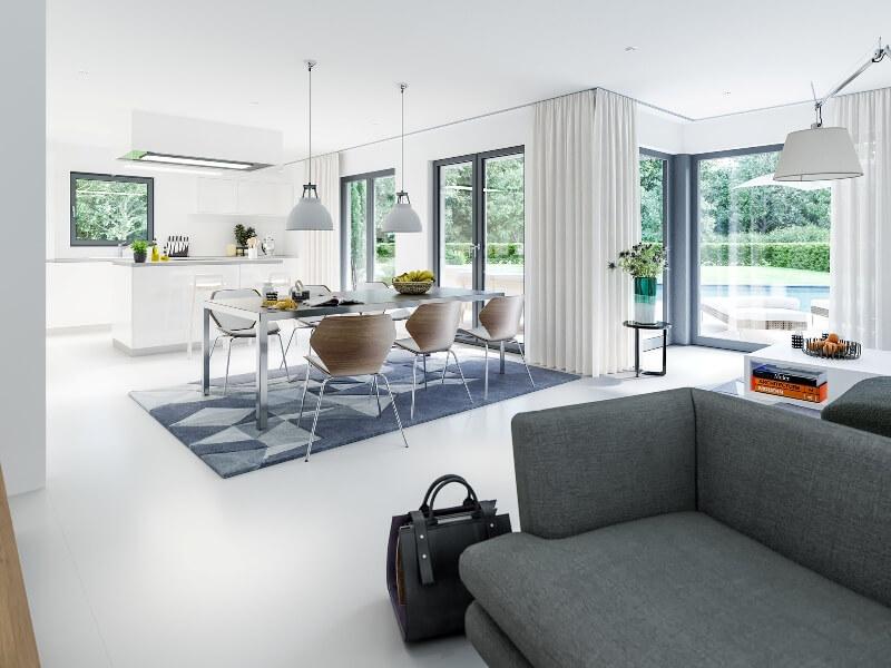 Fertighaus Von Living Haus Sunshine 143 V3