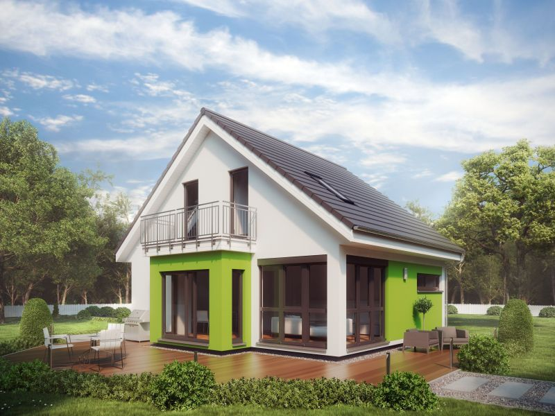 Massa Haus Bilder Ausbauhaus Beliebt Was Kostet Ein