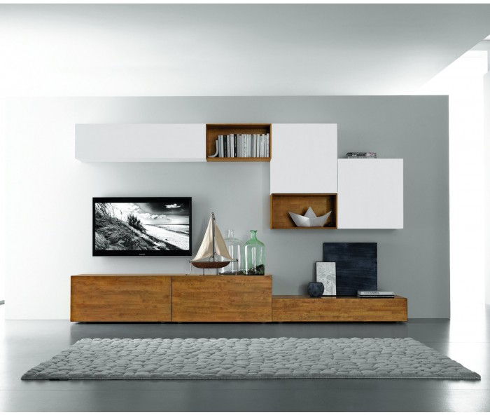 ausgekl gelte designer tv wohnw nde f r ein elegantes wohngef hl. Black Bedroom Furniture Sets. Home Design Ideas