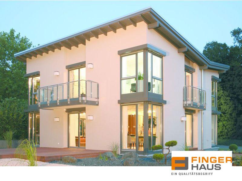 Davinci Haus - Musterhaus Bad Vilbel Hausnummer 41