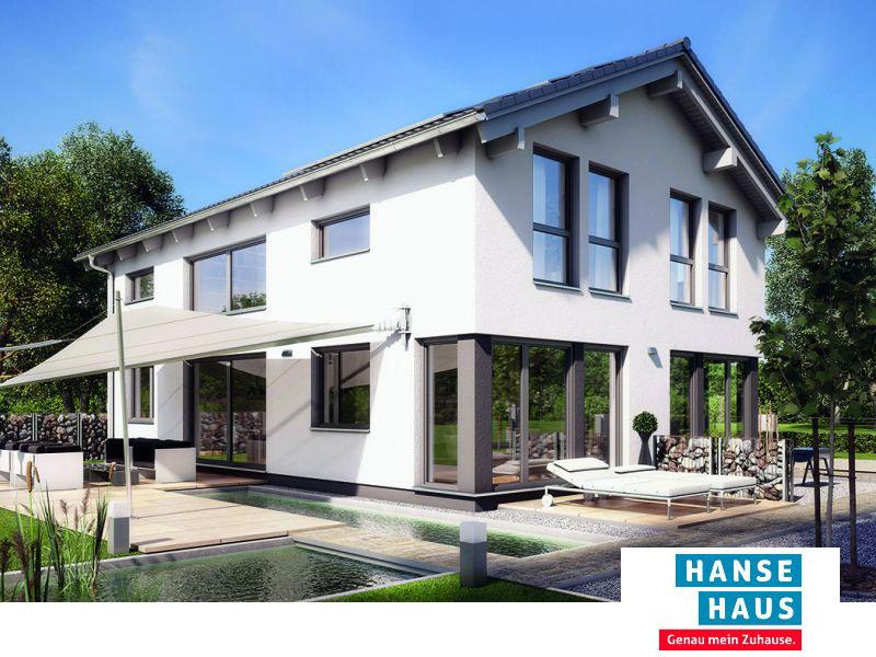 hanse haus musterhaus poing hausnummer 35. Black Bedroom Furniture Sets. Home Design Ideas